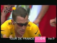 Tour de france 2004 version 9 secondes