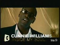 Cunnie Williams : Album superstar pas avant le 31/08 version 16 secondes