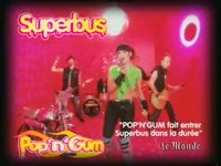 Superbus : Album pop'n'gum