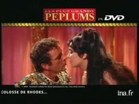 Les plus grand peplums : Plus grand peplums en dvd n°3 version 9 secondes
