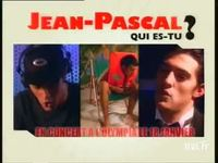 Jean Pascal : Album  3 titres version 21 secondes