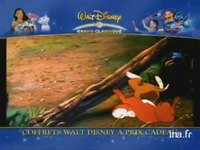 Coffret Disney : dvd 2004 aristochat