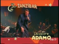 Adamo : Live dvd + cd un soir au Zanzibar version 30 secondes