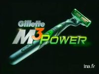 Gillette Mach 3 : Supernova version 16 secondes