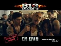 Banlieu 13 : Teasing dvd version 13 secondes