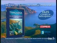 Thalassa : Tour de France du littoral version 6 secondes