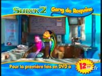 Shrek 2 gang de requins repromo version 20 secondes