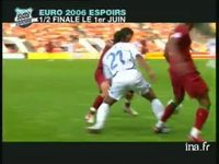 W9 : Euro 2006 1/2 finale France-Pays-bas Version 10 secondes