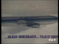 AIR INTER : Bordeaux