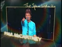Paul mc Cartney : The space within us