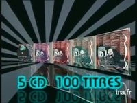 Les 100 plus grands tubes dj : Version 20 secondes
