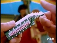 Hollywood Chewing gum : delta plane version 21 secondes