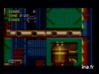 SEGA SONIC 2 : JEU VIDEO