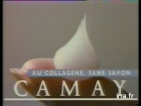 CAMAY COLLAGENE : GEL DOUCHE PARFUME AU COLLAGENE GAMME CLASSIC, LIGHT, CHIC