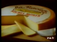 RICHES MONTS LA RACLETTE / IDEVAL : FROMAGE PATE PRESSEE NON CUITE RACLETTE