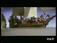 PLAYMOBIL JIM L'INTREPIDE CONTRE PIRATES : JOUET FIGURINE