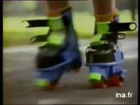 PLAYSKOOL MES PREMIERS ROLLERS : JOUET PATINS A ROULETTES