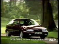 CITROEN ZX : AUTOMOBILE 3 PORTES