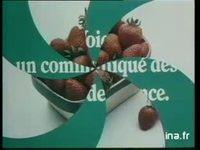 COLLECTIVE FRAISE DE FRANCE : FRUIT/FRAISE