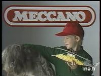 MECCANO : JEU CONSTRUCTION/AVION