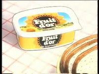 FRUIT D'OR : MARGARINE TOURNESOL
