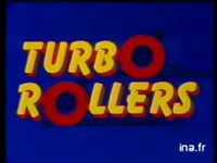 TURBO ROLLERS : PATINS A ROULETTES
