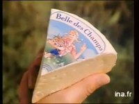 BELLE DES CHAMPS : FROMAGE PATE MOLLE
