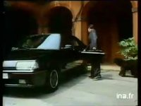 CITROEN BX : AUTOMOBILE 5 PORTES