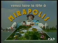 MIRAPOLIS : PARC D'ATTRACTIONS