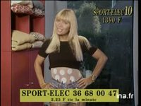 Sport elec : Lova appartement version 20 secondes