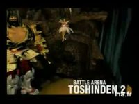 Playstation : Battle arena toshinden 2