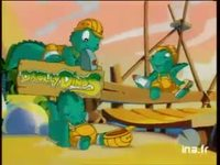 Kinder surprise : Drolly dinos