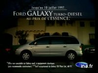 Ford galaxy : Tag tdi