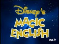 Magic english : Magic Disney, version 30 secondes