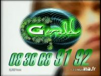 Gérald (de G-squad) 08 36 68 91 92 : G fan club