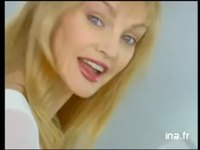 Email Diamant : Arielle Dombasle : version 15 secondes