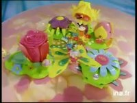 Polly pocket jardin enchanté : Jardin enchanté : version 10 secondes