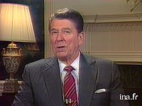 Interview exclusive de Ronald Reagan