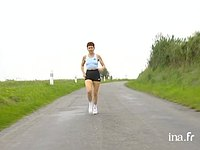 Marathon du Mont Saint-Michel : portrait de Maryse LE GALLO