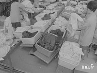 Olivier GUICHARD inaugure Usine Big Chief La Roche