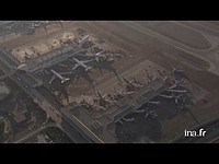 Etats Unis, Californie : terminal d'aéroport à Los Angeles