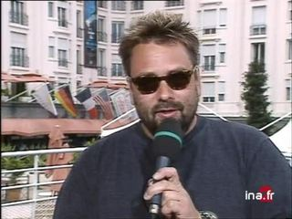 Portrait Luc Besson + duplex interview