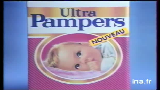 Ultra pampers couches culottes bebe publicit - Couches culottes pampers ...